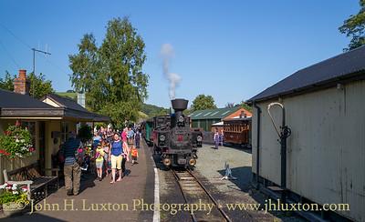 The Welshpool and Llanfair Railway,  September 21, 2019