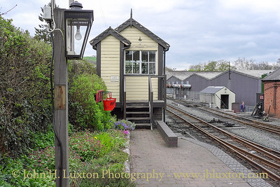 The Welshpool and Llanfair Railway, August 16, 2011