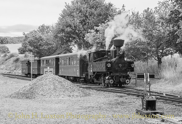 The Welshpool and Llanfair Railway, July 25, 2020