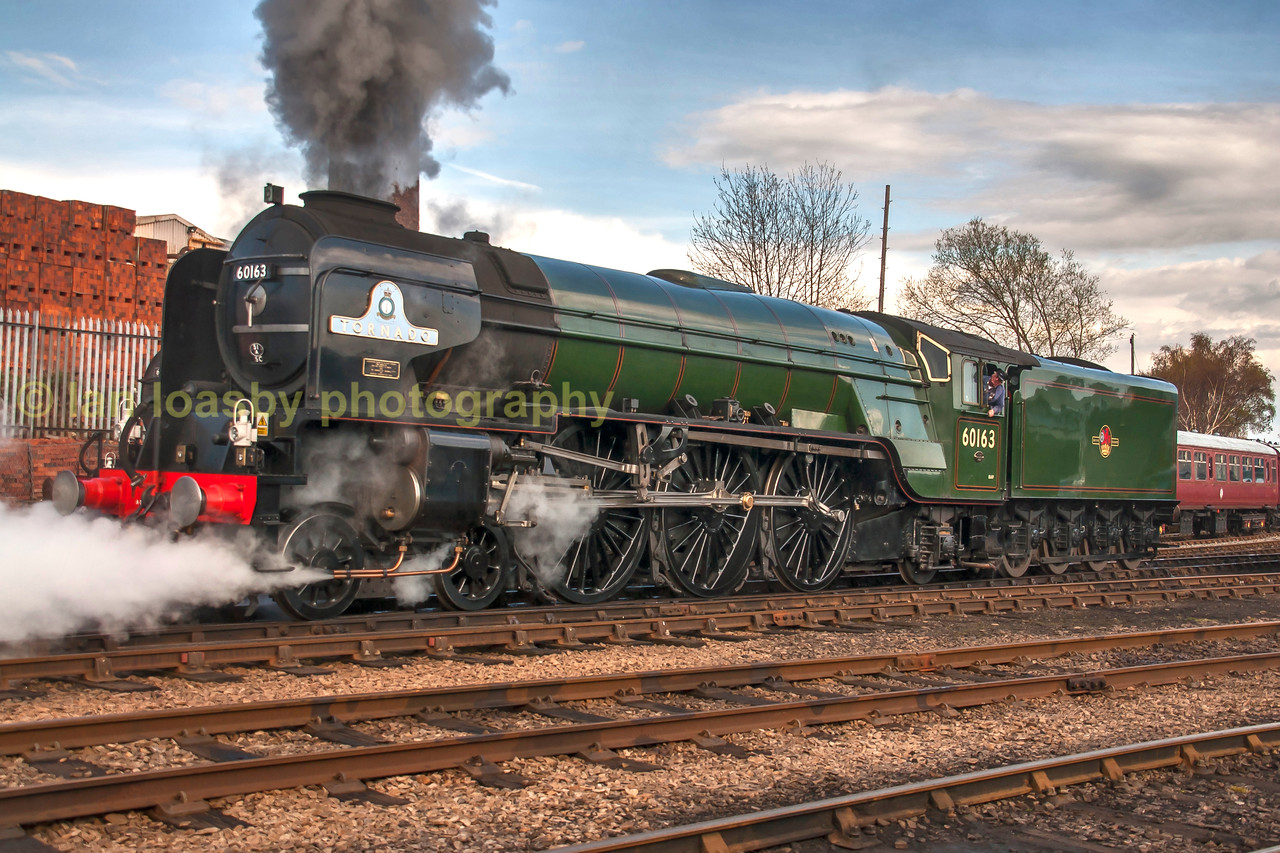 Tornado at Barrow Hill