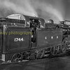 0-6-2 N2 no 1744 awaits departure at Kidderminster