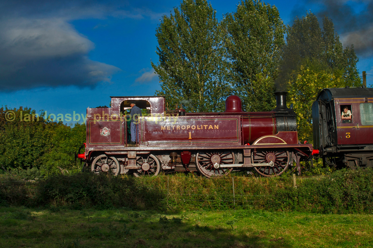 metropolitan no1 on the svr