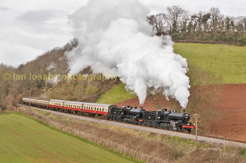 Ian Loasby-dsc0434-53809-& 53808-BR BLACK 7F's DOUBLE HEADING-Castle Hill-WSR-Friday 04-3-16.jpg