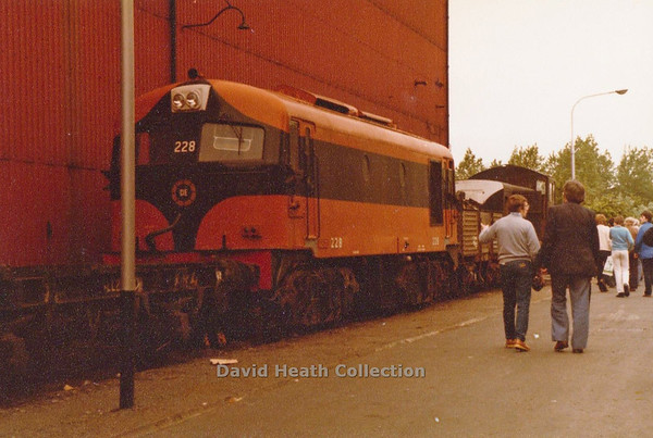 228 CIE  Inchicore  D Heath