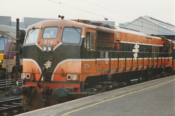 074 (IE Branding & livery) Connolly  D Heath