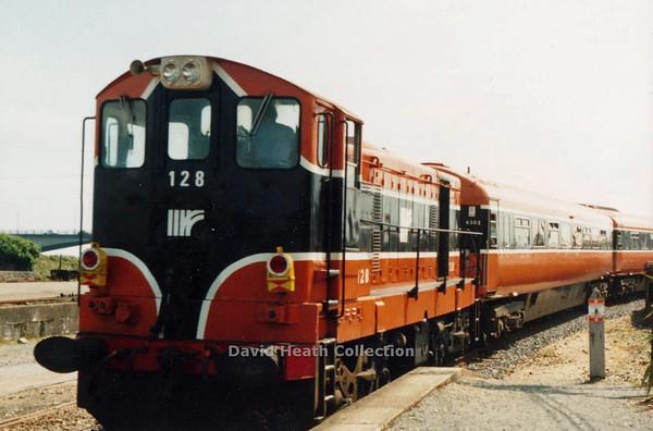 128 (IR Branding & livery)  Wexford  D Heath