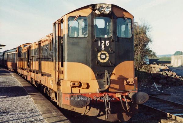 125 (CIE Branding & livery) Wexford  D Heath