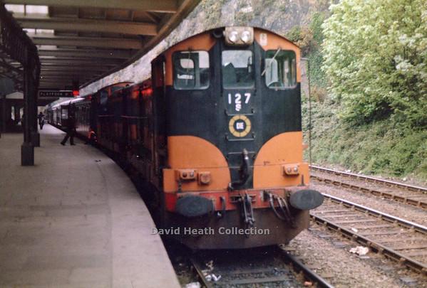 127 (CIE Branding & livery) Waterford  D Heath
