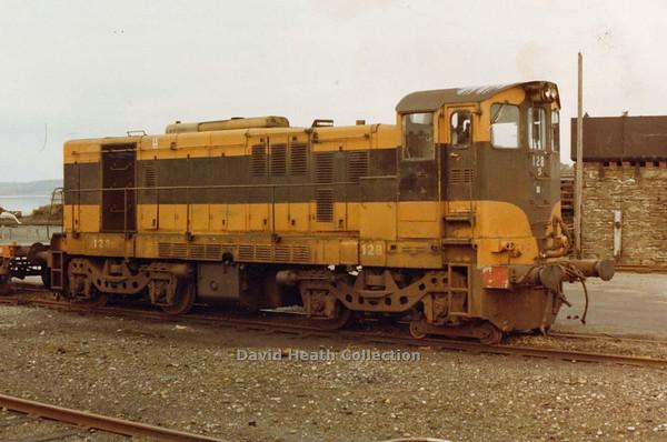 128 (CIE Branding & livery) Wexford  D Heath