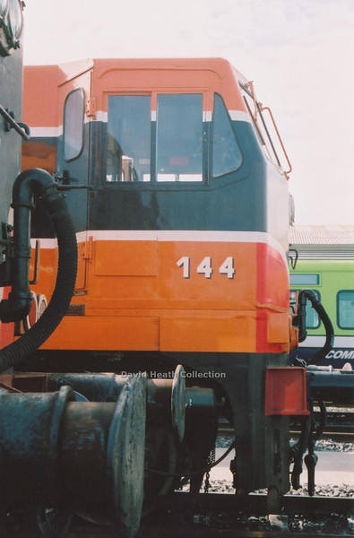 144 (IR Branding & modified livery) Connoly D Heath