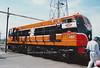 150 (IR Branding & modified livery) 'Inchicore Works 150' June 1996 (CIE 141 Class GM EMD) D Heath (1)