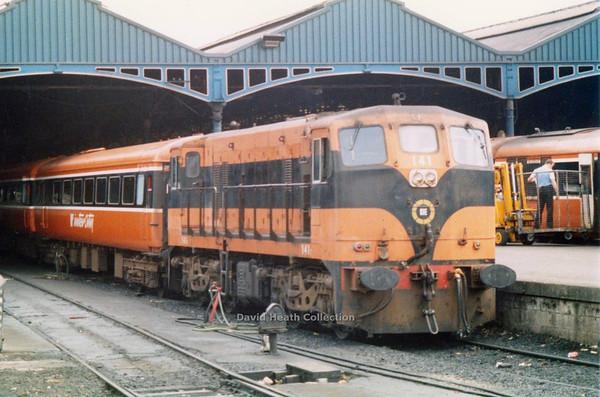 141 (CIE Branding & livery) Heuston  D Heath