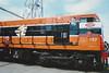 150 (IR Branding & modified livery)  'Inchicore Works 150' June 1996 (CIE 141 Class GM EMD) D Heath (2)