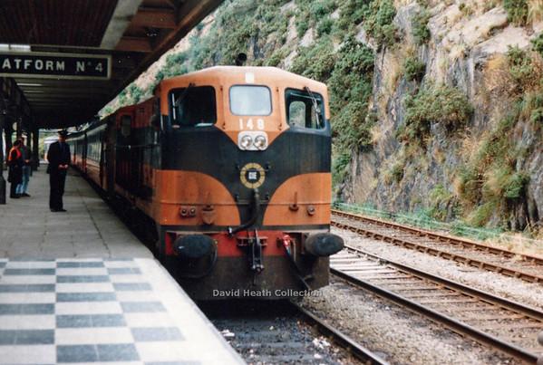 148 (CIE Branding & livery) Waterford  D Heath