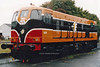 149 (IR Branding & modified livery) Inchicore  D Heath