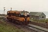 157 (CIE Branding & livery) Rosslare Harbour  D Heath