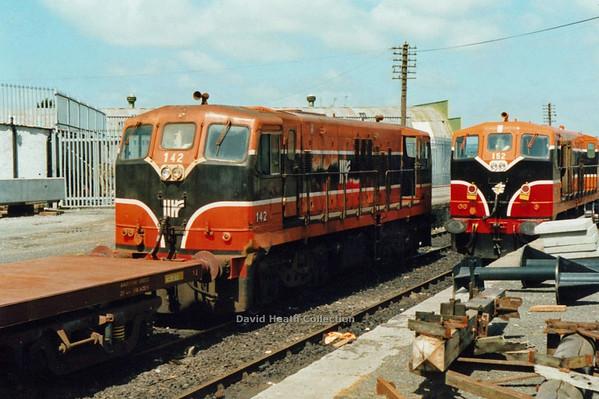 142 & 152 (IR Branding & livery)  D Heath