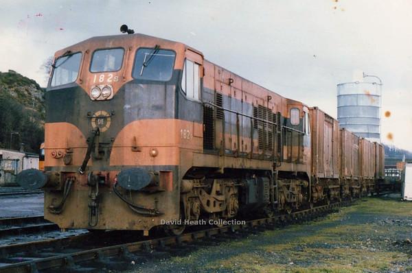 182 (CIE Branding & livery)  Waterford  D Heath