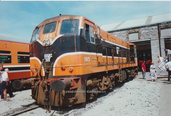 185 (IR Branding & livery) Inchicore D Heath (1)