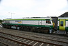 216 Abhainn na Dothra River Dodder Limerick Jnt new Dublin Cork  train on test  19  July 2006  D Heath