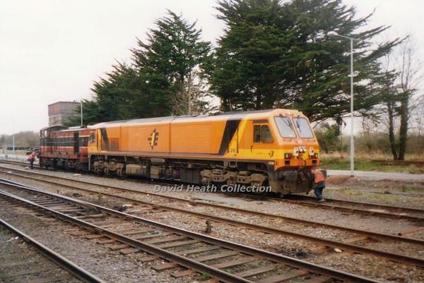 211 Abhainn na Suca River Suck coupled up to 133 Limerick Jnt  D Heath