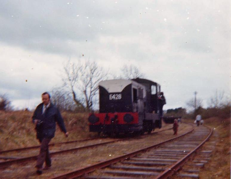 E428 June  1985 D Heath