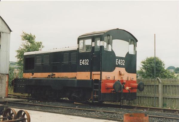 E432 Downpatrick 1998  D Heath
