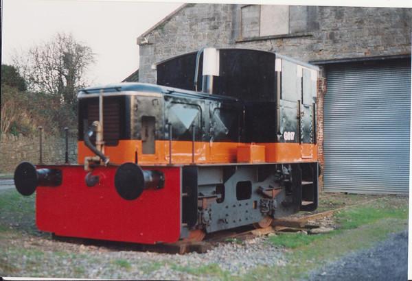 G617   ITG shed  D Heath