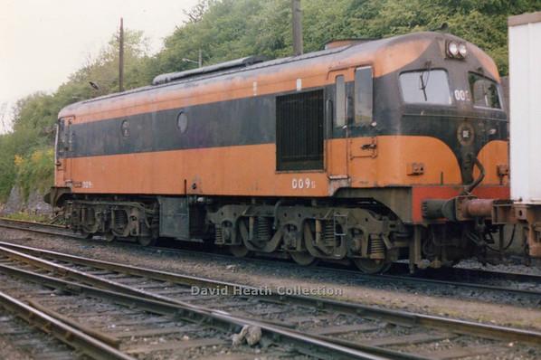 009 (CIE Branding & Livery) Waterford  D Heath