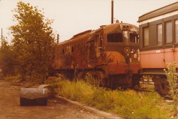 004 23 April 1987 Inchicore D Heath