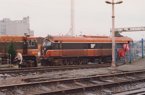 005 (IR Branding & Livery) Cork c 1990 D Heath
