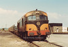 021(CIE Branding & Livery) Cement Train  Wexford