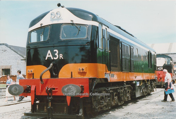 003) A3r Inchicore Open Day (CIE A Class later Class 001) D Heath (2)