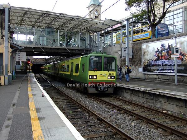 8627 Dun Laoire 6 Aug 2011 D Heath