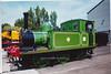 90 Great Southern & Western Railway 0-6-0T Inchicore Open Day  D Heath