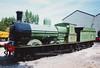 186 Great Southern & Western Railway 0-6-0 Inchicore  D Heath