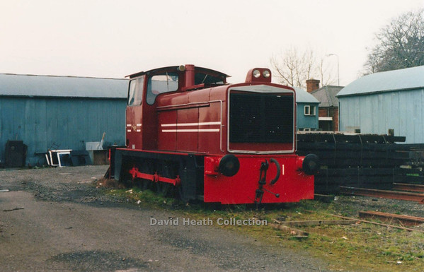 N I Railways No 1  Lisburn  21 April  190  D Heath