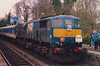 113 Belfast & County Down Malahide Irish Traction Group The Hunslet Farewell Saturday 21 April 1990 D Heath