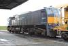078 CIE GM Class 071 & High output Ballast train Wexford 23-4-15
