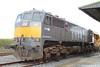 078 CIE GM Class 071  & High output Ballast train Wexford 23-4-15 IMG_0190