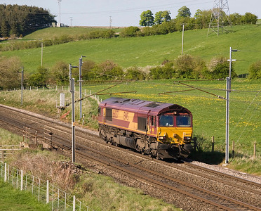 66037 runs to Shap to take ove 6V71 Hardendale- Margam 27/04/11