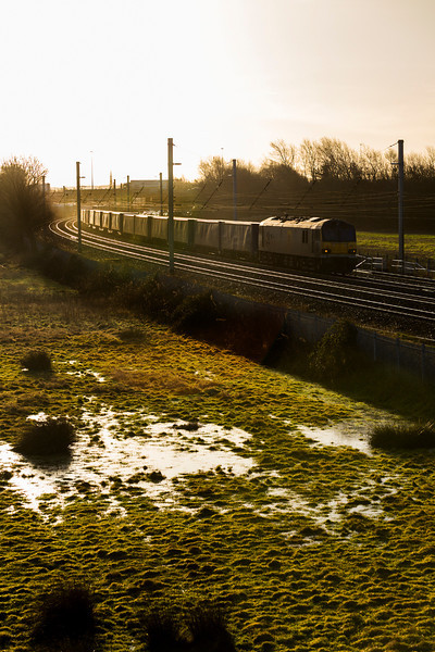 92030 has charge 0f 4S43 Daventry mossend 28/12/13