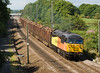 "Finally caught ""the logs"" in sun here with a 56.   56 105 heads 6Z70 past Charnock Richard on 2 August 2013"