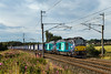 68018 and 68021 head 4S43 Daventry Mossend between Preston Brook and Moore 27 August 2016