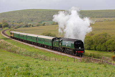 This working is 2N19 from Norden to Swanage.  It has been a good afternoon. 8/5/2019