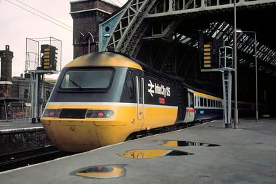 43097 at St Pancras 27/4/85