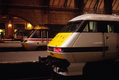 3 generations at Kings x – 47567, 43073 and a DVT 08/12/90