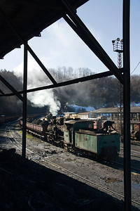 83-158 viewed from the Oskova coal stage