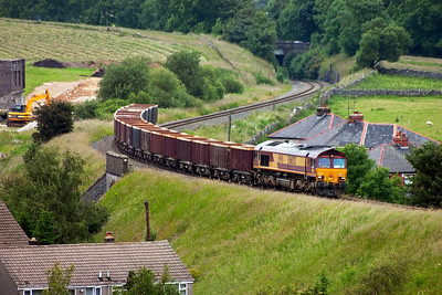 This former double track main line ran to Ashbourne via Parsley Hay on the Cromford and High Peak Railway.