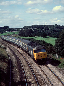 50030 at carlyon Bay golf course 10.50 Penzance Paddington 6/9/85